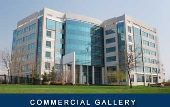 Commercial Glass Projects Gallery